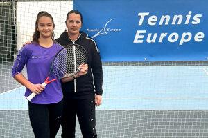 Lucia Hradecká s mamou Andreou strávili tri týždne v Istanbule.