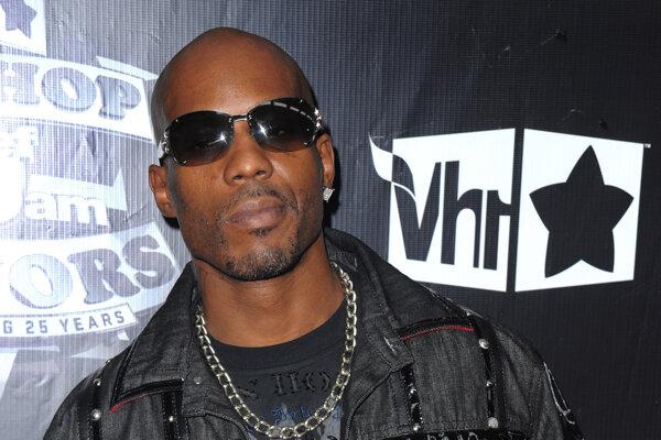 Americký raper DMX.