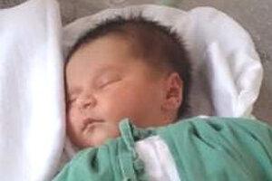 Mia Muchová (3450 g a 50 cm) sa narodila v levickej pôrodnici 4. marca rodičom Gabike a Jaroslavovi z Novej Bane.