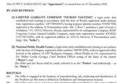 Úvod zmluvy medzi Ruskom a Maďarskom na nákup vakcíny Sputnik V