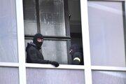 Polícia dokumentovala miesto niekoľko hodín. Na pomoc prišli aj chemickí špecialisti.
