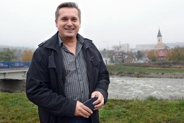 Predseda košickej rady starostov Ján Nigut.