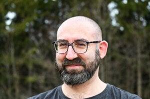 Psychiater Michal Patarák.