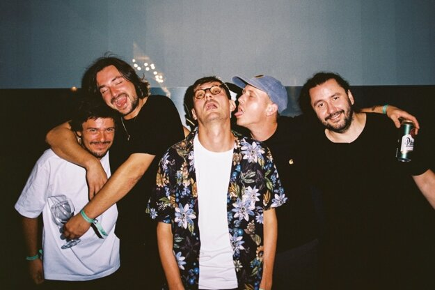 Album roka 2020 nahrala kapela Billy Barman.