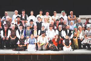 Hra Kubo, rok  2013. Vystúpenie v Divadle A. Bagara v Nitre.