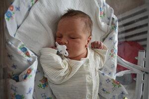 Adam Gabrhel (3260 g, 50 cm) sa narodil 11. apríla Kataríne a Andrejovi z Drietomy.