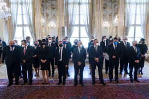 Prezidentka vymenovala 27 nových vysokoškolských profesorov.