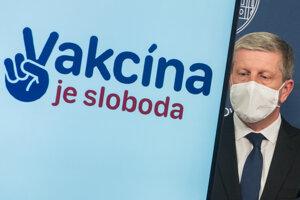Minister zdravotníctva SR Vladimír Lengvarský (nominant OĽaNO).