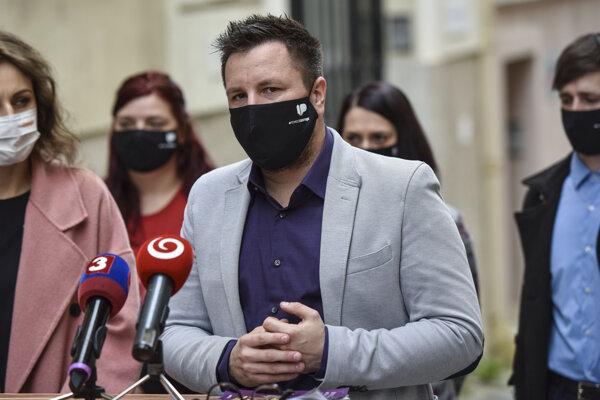 Programový riaditeľ Občianského združenia IPčko Marek Madro.