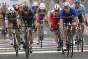 Peter Sagan dnes na Giro d'Italia 2021 - 2. etapa LIVE cez online prenos.