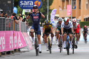 Tim Merlier vyhral 2. etapu na Giro d'Italia 2021.