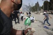 Nepokoje v Izraeli pokračujú.