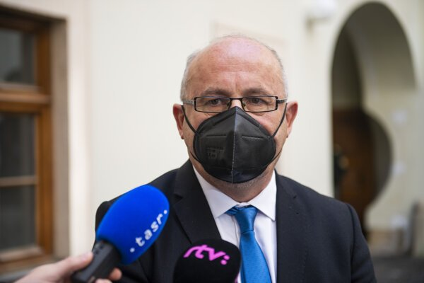 Zvolený kandidát na predsedu Najvyššieho správneho súdu (NSS) Pavol Naď.