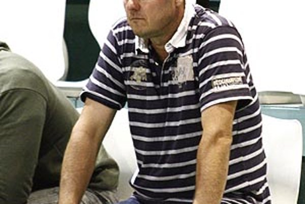 Generálny manažér klubu Juraj Polák.