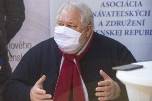 Vladimír Soták, predseda združenia Klub 500.