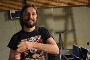 Edo Kopček žije muzikou.