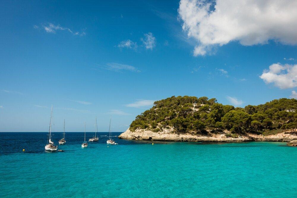 Menorka, Španielsko