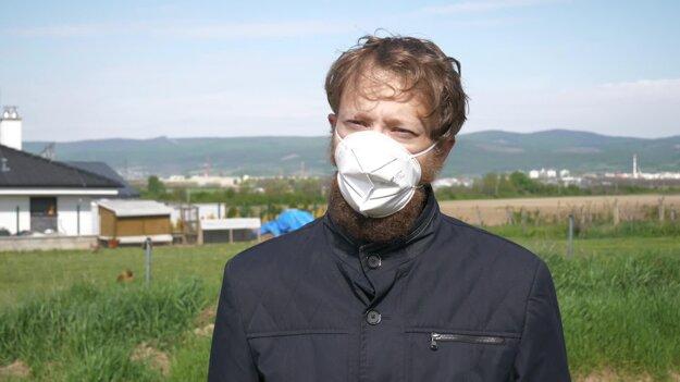 Vincent Bujňák.
