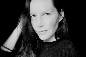 Arteterapeutka Linda van Dalen.