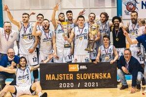Spišskí rytieri získali svoj prvý majstrovský titul.