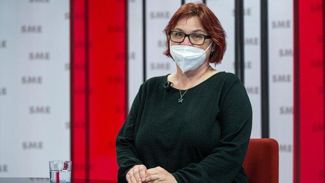 Rozhovory ZKH: Monika Podolinská.