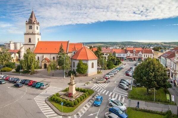 Mesto Hlohovec