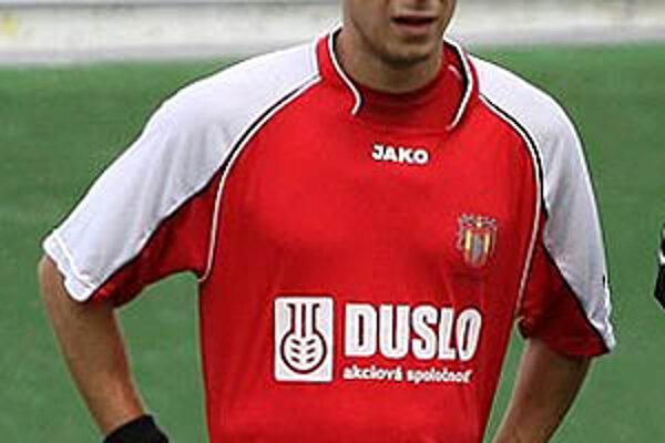 Ján Čirik sa vrátil z Nitry a mal by byť pilierom zadných radov Šale.