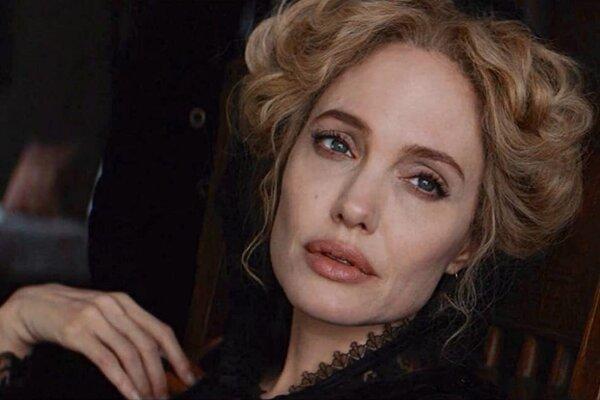 Angelina Jolie vo filme Come Away