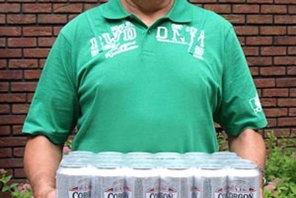 Pre kartón piva Corgoň od spoločnosti Heineken si prišiel víťaz 11. kola Ivan Lauko z Nitry.