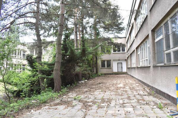 Z celkovej plochy školy vyše 5000 štvorákov prenajíma mesto 33 metrov štvorcových.