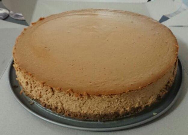 Banánovo karamelový cheesecake