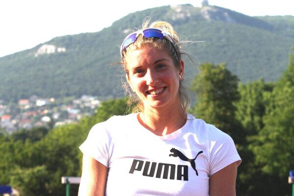 Emma Zapletalová sa v tomto roku teší na dve vrcholné podujatia.