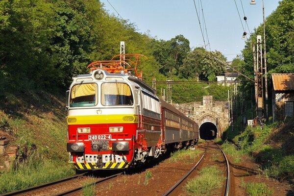 Lamačský tunel.