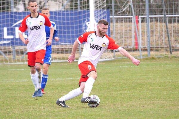 Tomáš Gerát patril v majstrovskej sezóne medzi ťahúňov Liptákov. Vynechal iba jeden zápas.