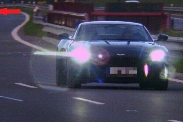 Jazdil rýchlosťou 261 km/h.