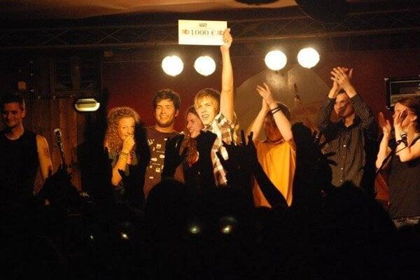 V roku 2009 vyhrala prvý Rock Me Fest nitrianska skupina Jamestown.