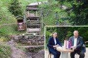 V piatok 28. mája podpísali Lucja Michalek aPavol Gomola dohodu ovybudovaní cykloturistickej lávky na Trojmedzí.