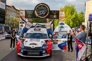 Východniari na 48. ročníku najstaršej automobilovej súťaže slušne bodovali.
