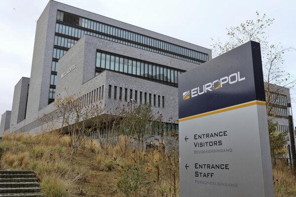 Sídlo Europolu.
