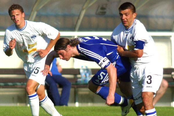 Erik Hrnčár bol kedysi aj kapitánom FC Nitra.