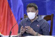 Filipínsky prezident Rodrigo Duterte.