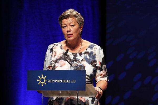 Ylva Johanssonová.