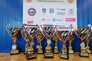 Na Nitrawa Cupe sa hralo o krásne trofeje.