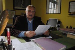 Juraj Uhrin.