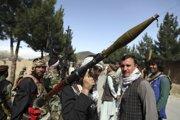 Vyzbrojovanie v Kábule.