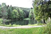 Turzovské jazero.