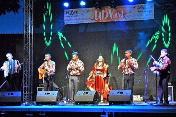 Festival UDVart prináša do Fiľakova po ročnej prestávke opäť všehochuť hudobných a aj iných žánrov.