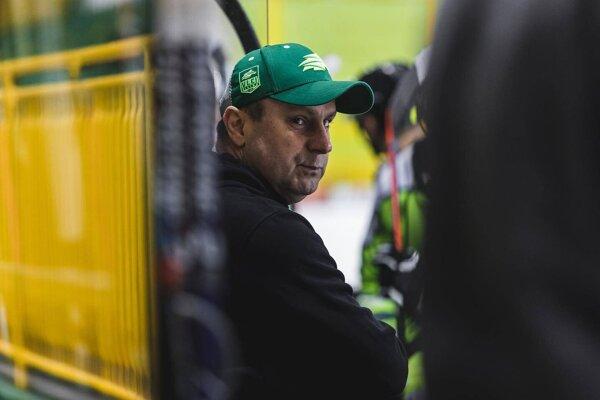 Kustód žilinského hokejového klubu Marián Meluš.