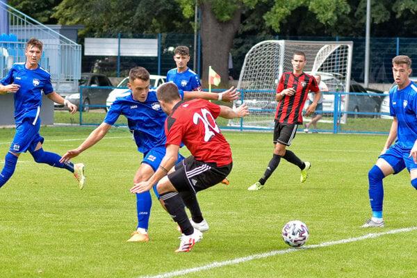 Rodičom talentov v FC Nitra radikálne zvýšili členské.