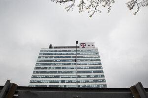 Budova Slovak Telekom.